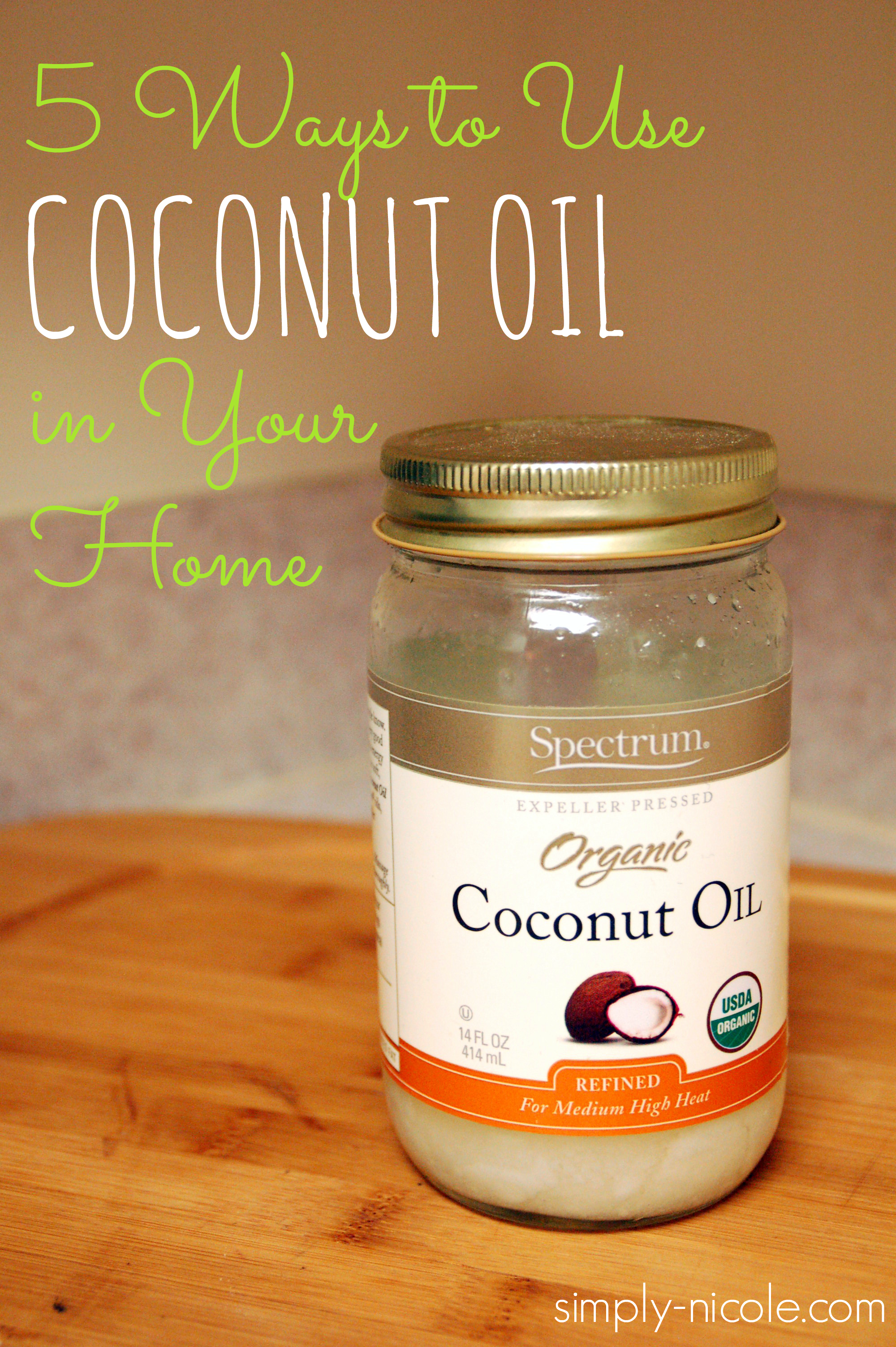 5 Ways Coconut Oil Can Save Your Skin and Hair