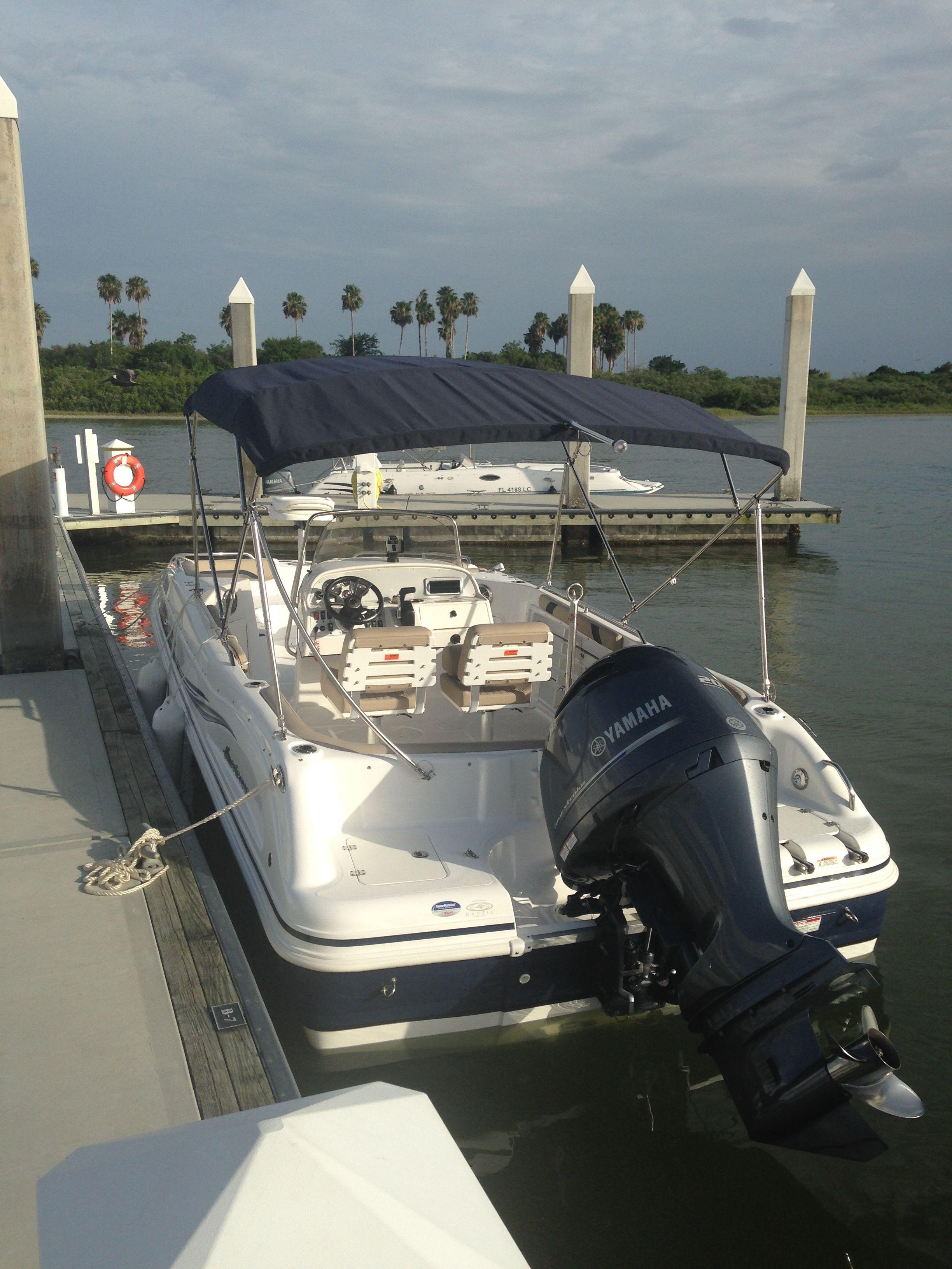 Boat for rent new smyrna beach 23 hurricane center