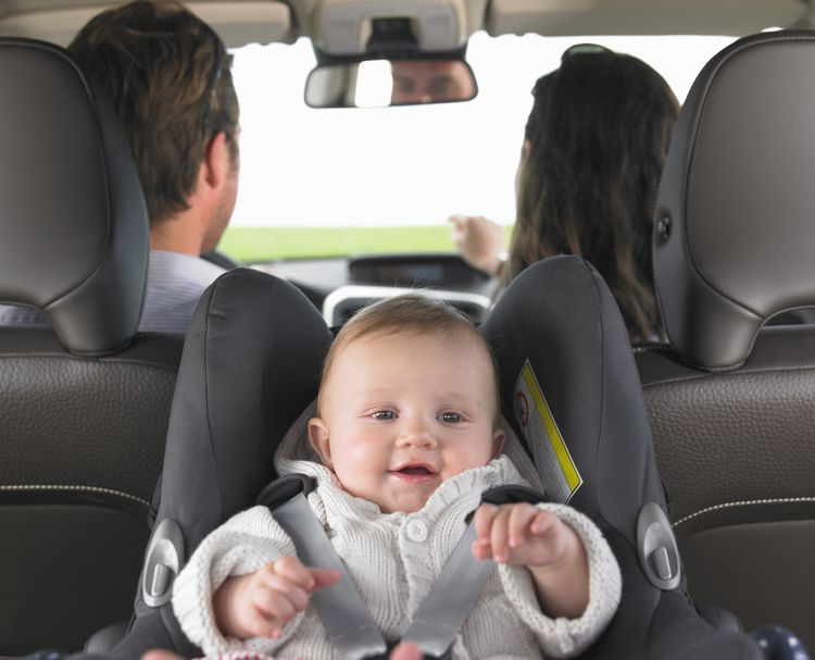 How Long to Keep Your Baby in a Rear-Facing Car Seat | Car seats and