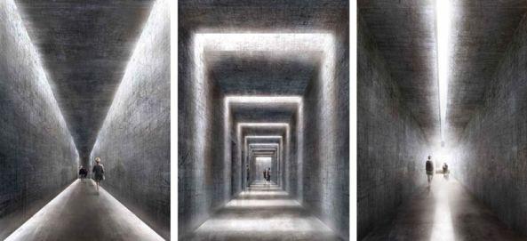 Krematorium Wettbewerb Entschieden Thun Neubau Preis