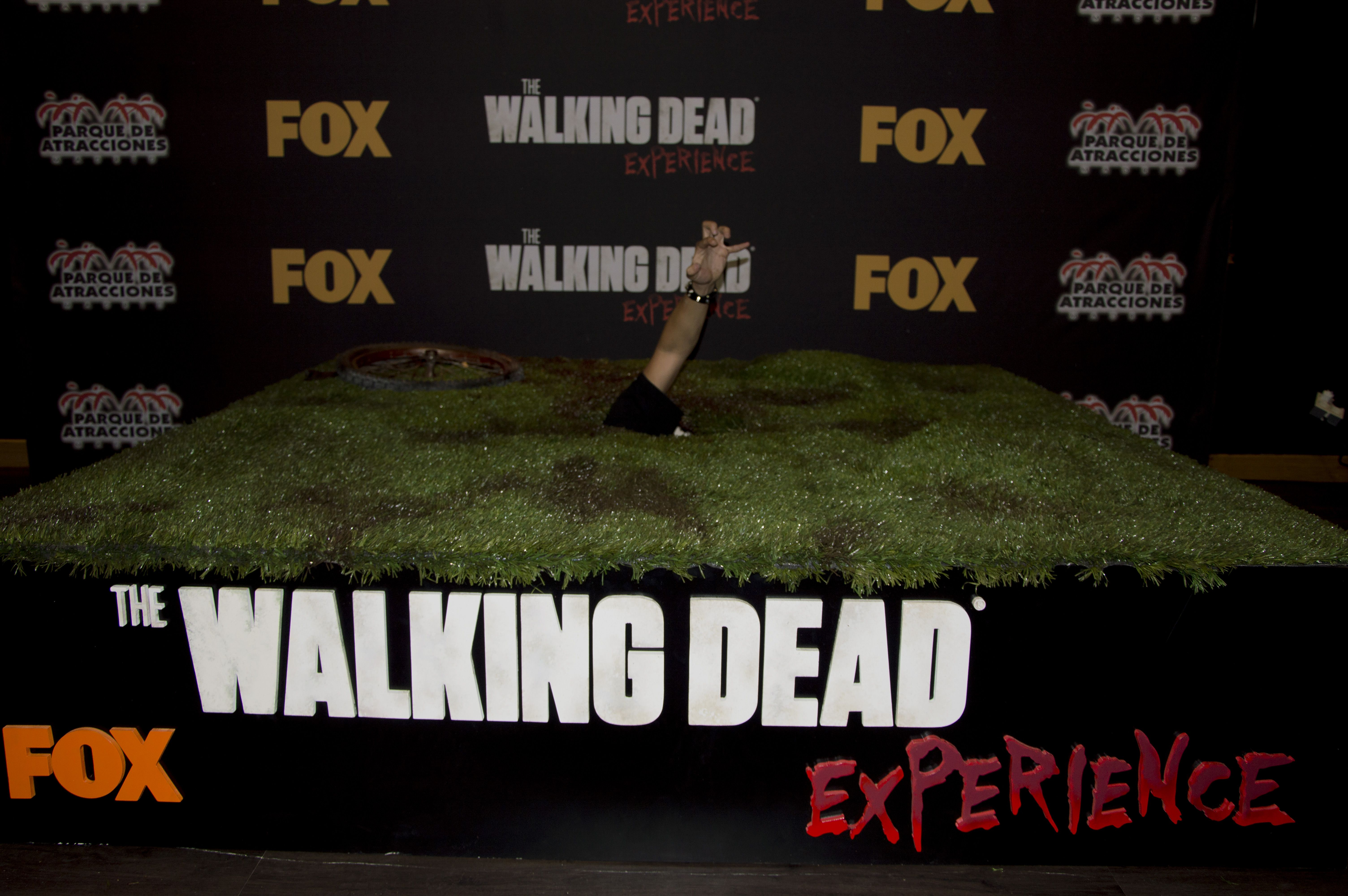 The #WalkingDead Experience