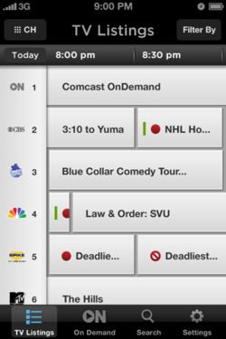 Pin On Xfinity Apps By Comcast For Cable Internet Home Phone Services