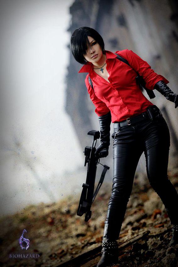 Ada Wong from Resident Evil 6 by AdaCroft on DeviantArt
