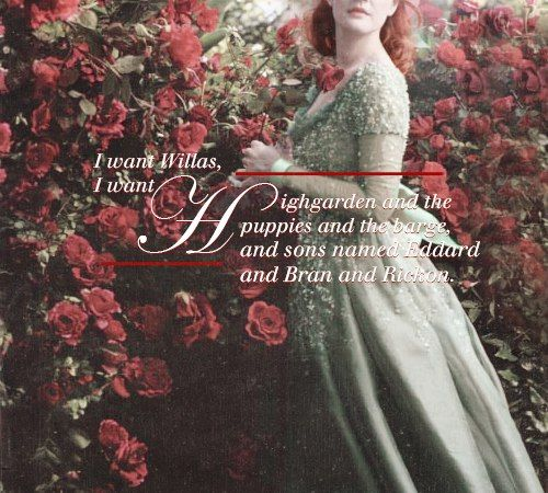 #SansaStark