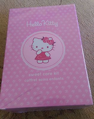 Avon hello kitty sweet care gift set - lip #gloss #cologne hand