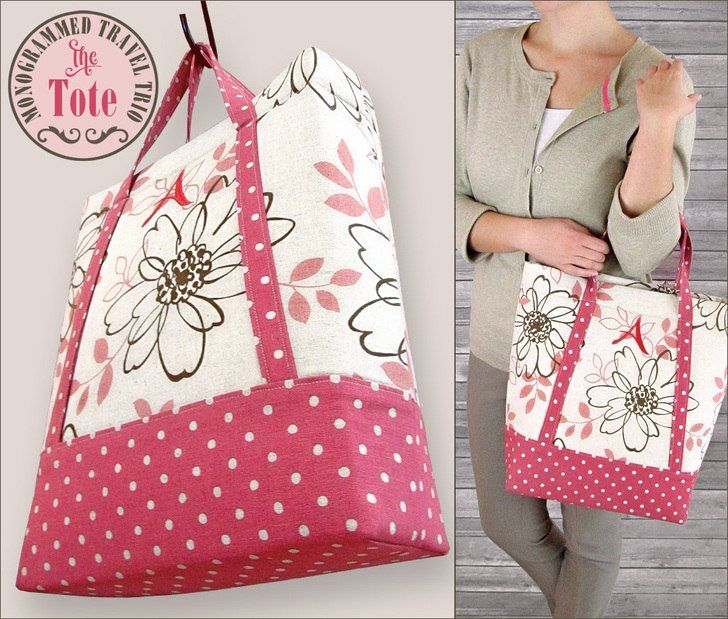 03cc6522e1d6 Как сшить сумку из ткани своими руками (Шитье и крой) | Журнал Вдохновение  Рукодельницы