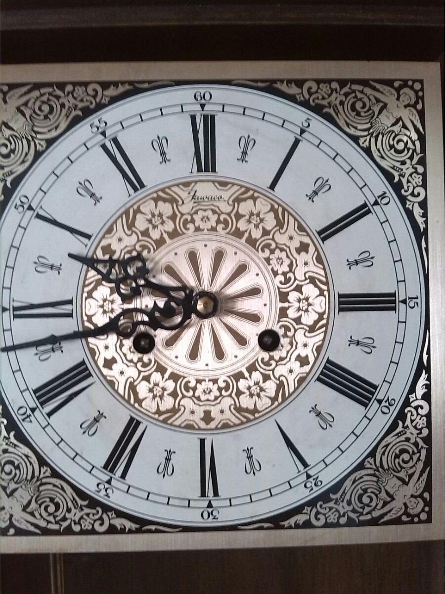 Reloj de pared antiguo jawaco en mercadolibre relojes antiguos koreanos de cuerda - Relojes pared antiguos ...