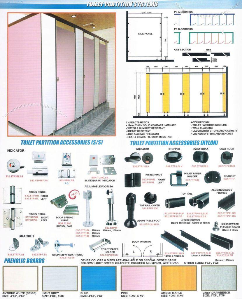 toilet partition hardware cufacturers - Bathroom Partition Hardware