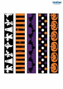 Printable Halloween Decorations Supplies Free Templates