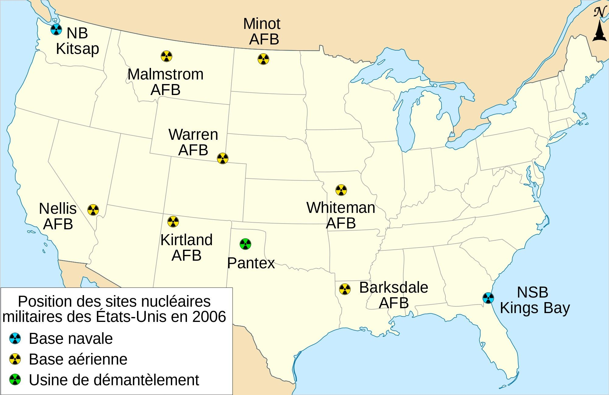 Us Missile Silos Map Active Us Missile Silos Map Inspirationa Us Nuclear Missile Silo