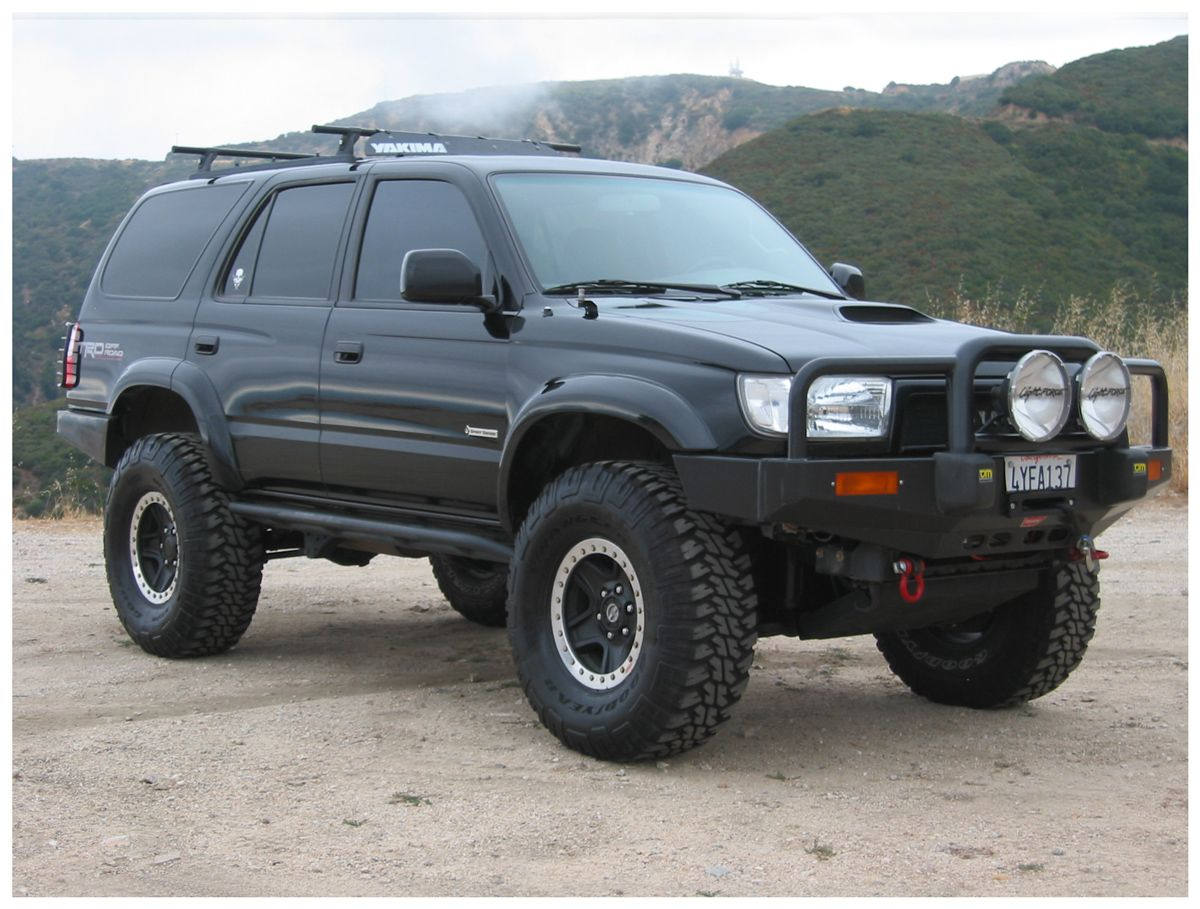 2002 4Runner Trail edition w/ mods | Auto | Pinterest | 4runner trail