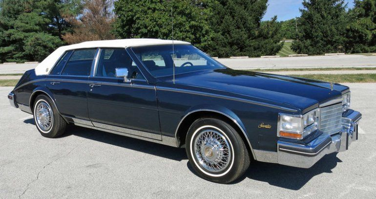Pin On Cadillac Seville My First Favorite Car