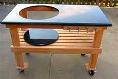 BGE Table W Granite Top