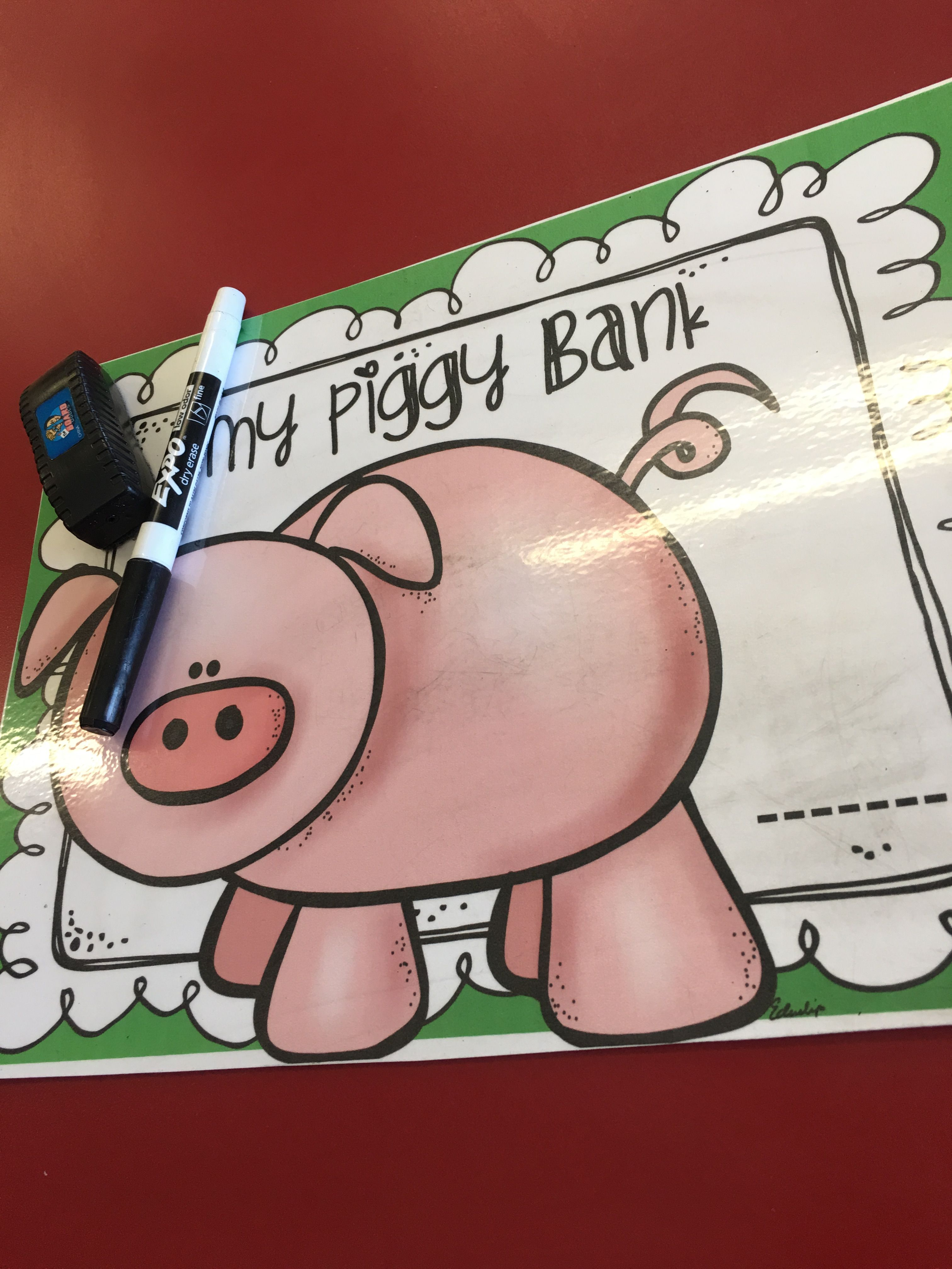 Piggy Bank Game Check It Out At My Tpt Store Forever