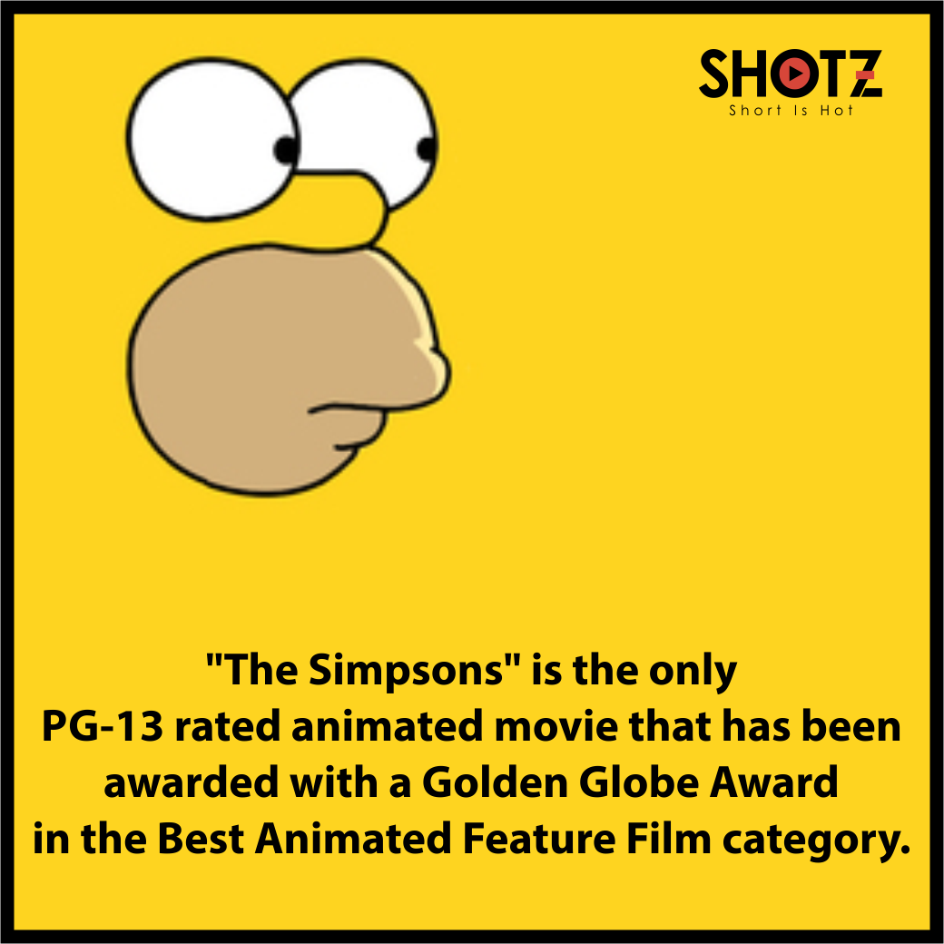 Didyouknow The Highest Grossing Pg 13 Parental Guidance Animated Film Of All Time Movie Facts Animated Movies Animation Film