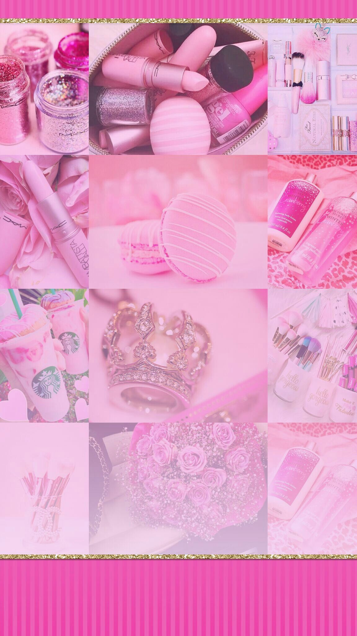 Collage tumblr | Pink aesthetic