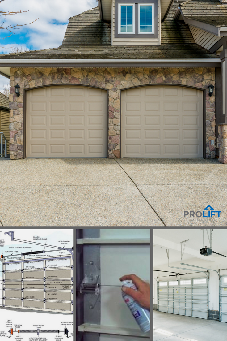 From A Complete Garage Door Make Over To A Simple Safety Inspection
