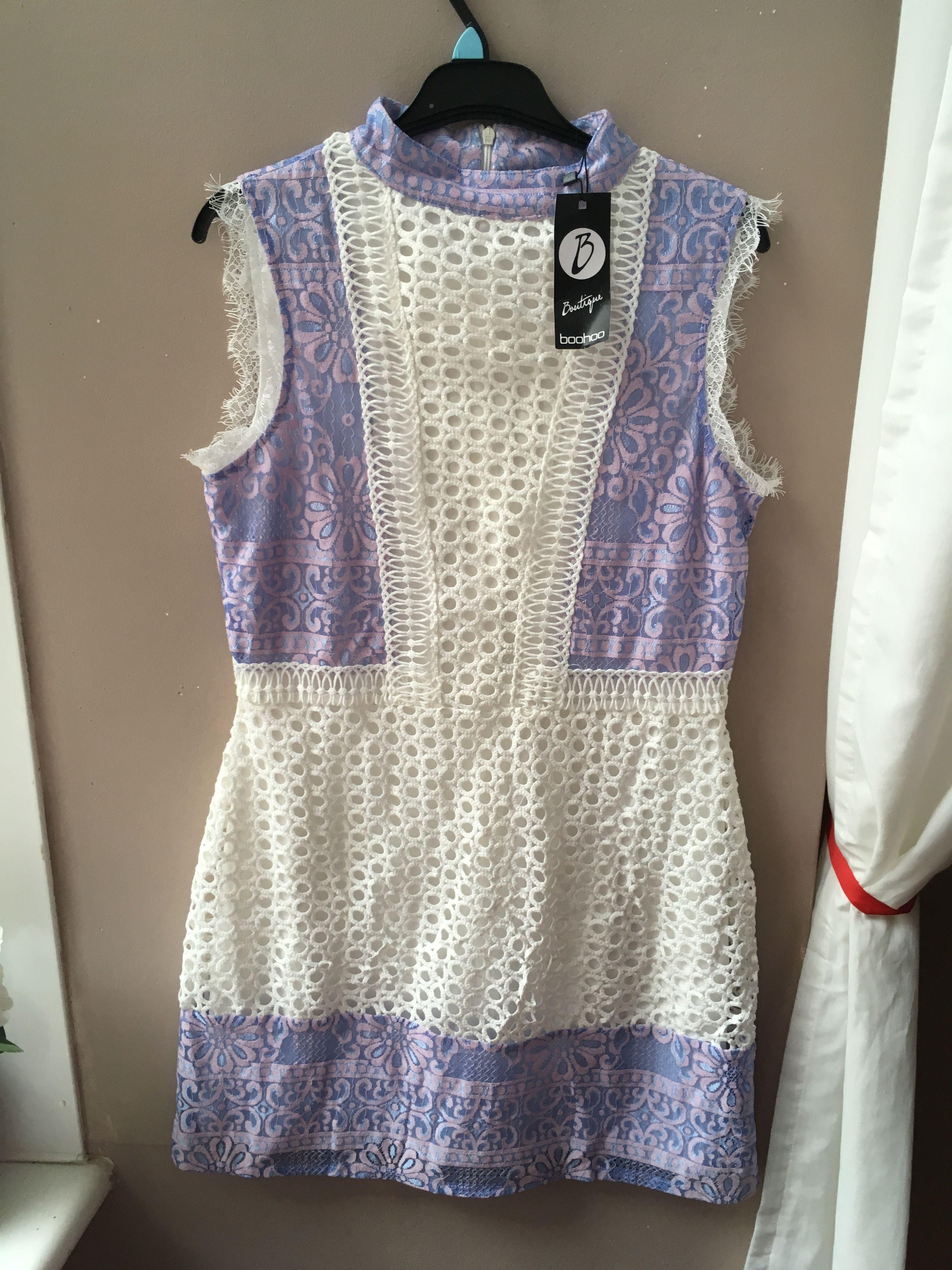 f75acb1b #Boohoo dress #womensfashion New With Tags #buy Vinted /Depop/EBay  @wowflamingo