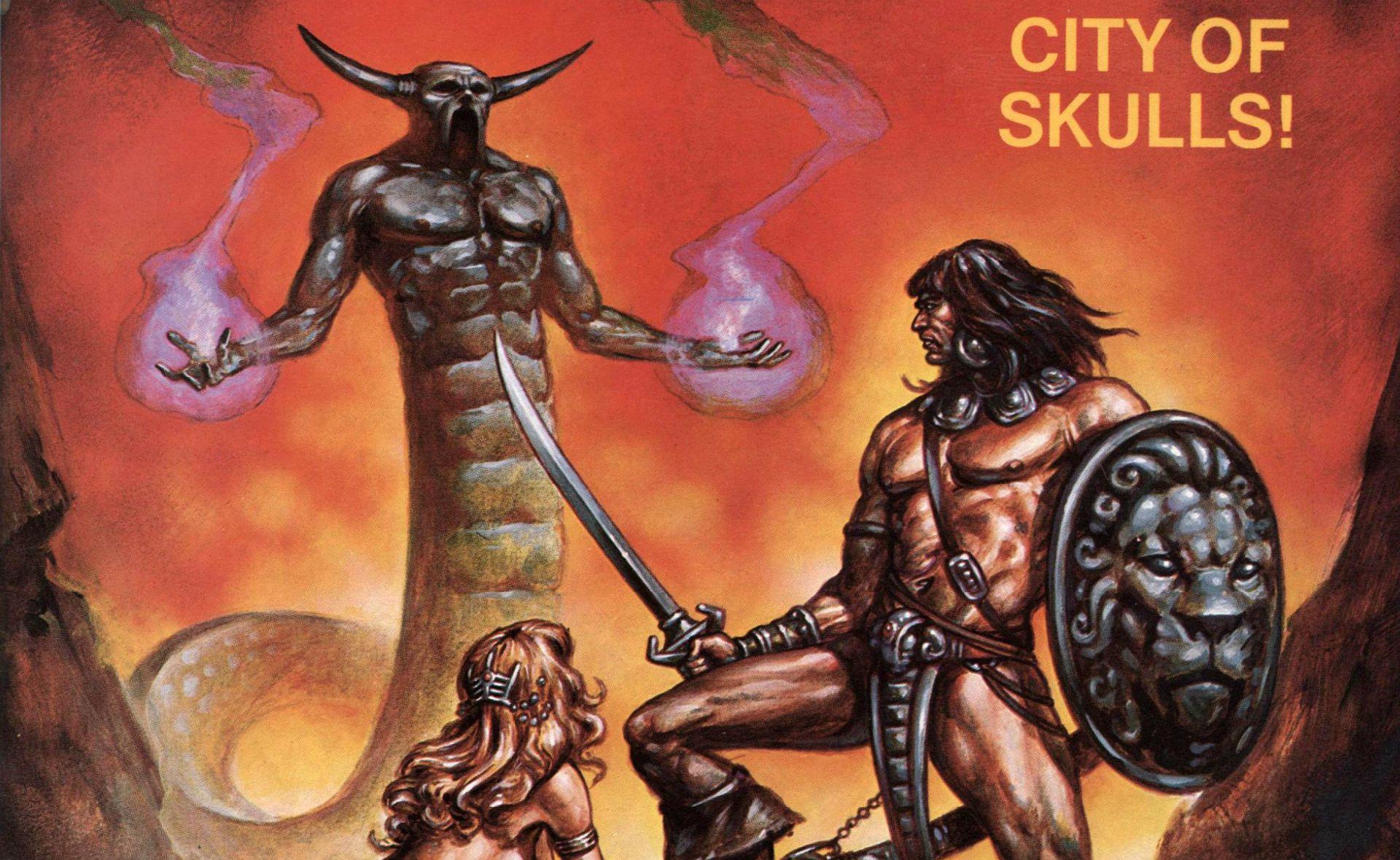 Conan The Barbarian Wallpapers Wallpapers Free Conan The