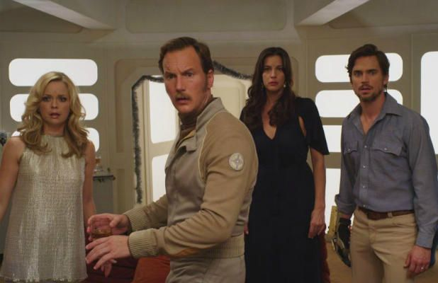 'Space Station 76' Review: Liv Tyler and Matt Bomer Find Lust in Space in This Parody-Melodrama