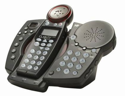 DECT 6.0 LCD Display Caller AT/&T SynJ SB67148 4-Line Cordless Phone