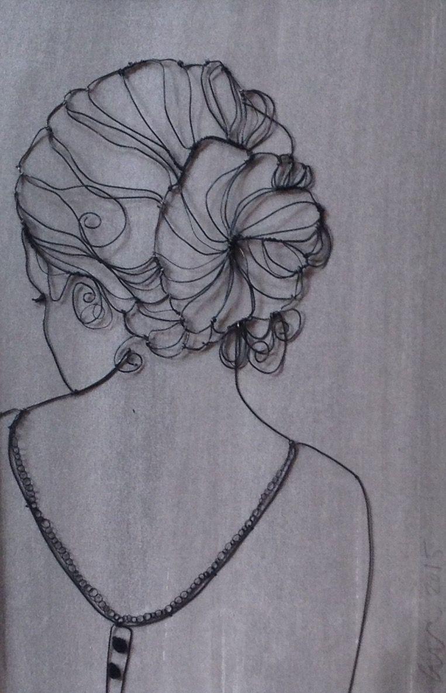 Pin von Patrixia Kobelin auf Wired | Pinterest | Drahtfiguren ...