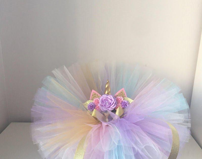 ea2c840edb872 Big SALE My First Birthday Baby Unicorn Dress for Girl Baptism ...