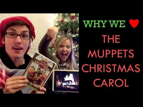 why we love the muppets christmas carol youtube - Muppets Christmas Carol Youtube