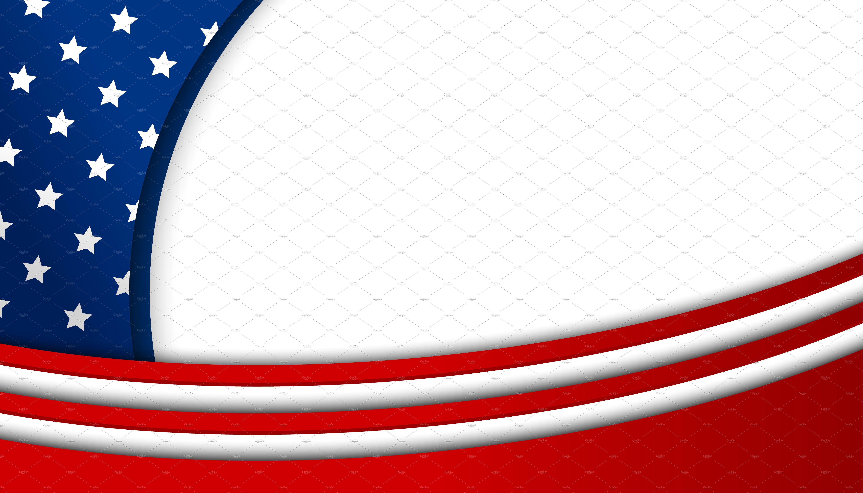 Usa Background Design