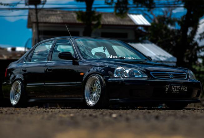 Modifikasi Honda Civic Ferio Vip