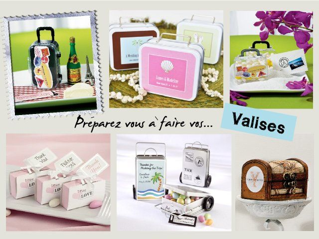 pinterest le catalogue dides - Valise Dragees Mariage
