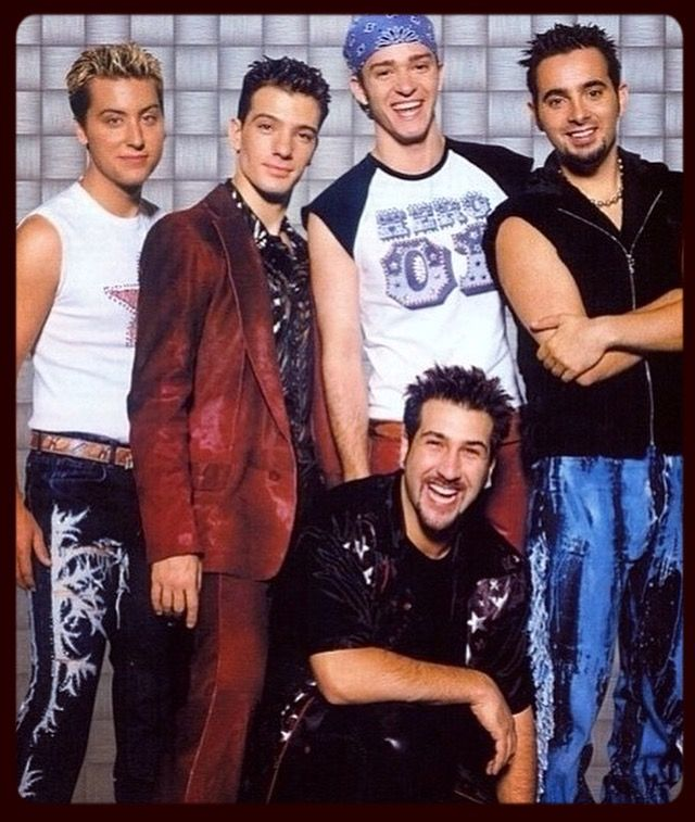 Pin By Retro Nsync On Nsync With Images 90s Boy Bands Boy