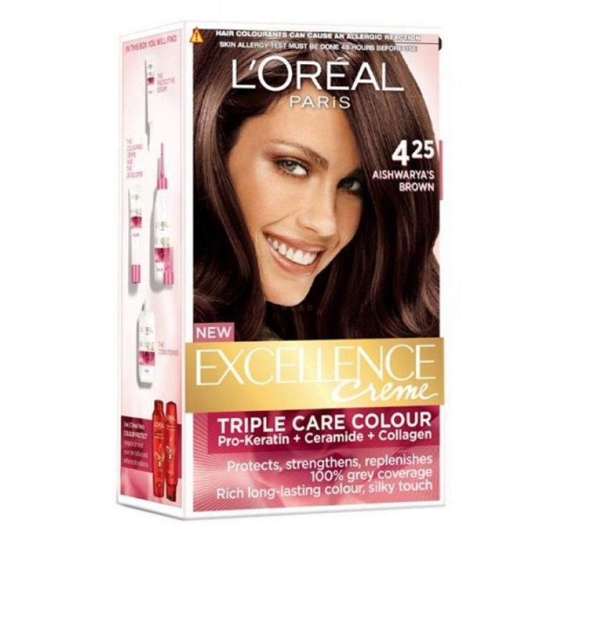Loreal Hair Color Excellence Best At Home Semi Permanent Hair