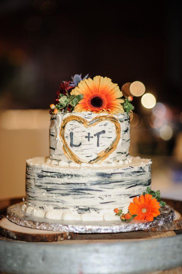 Fall wedding cakes wedding cake rustic wedding cakes and cake fall wedding cake junglespirit Images