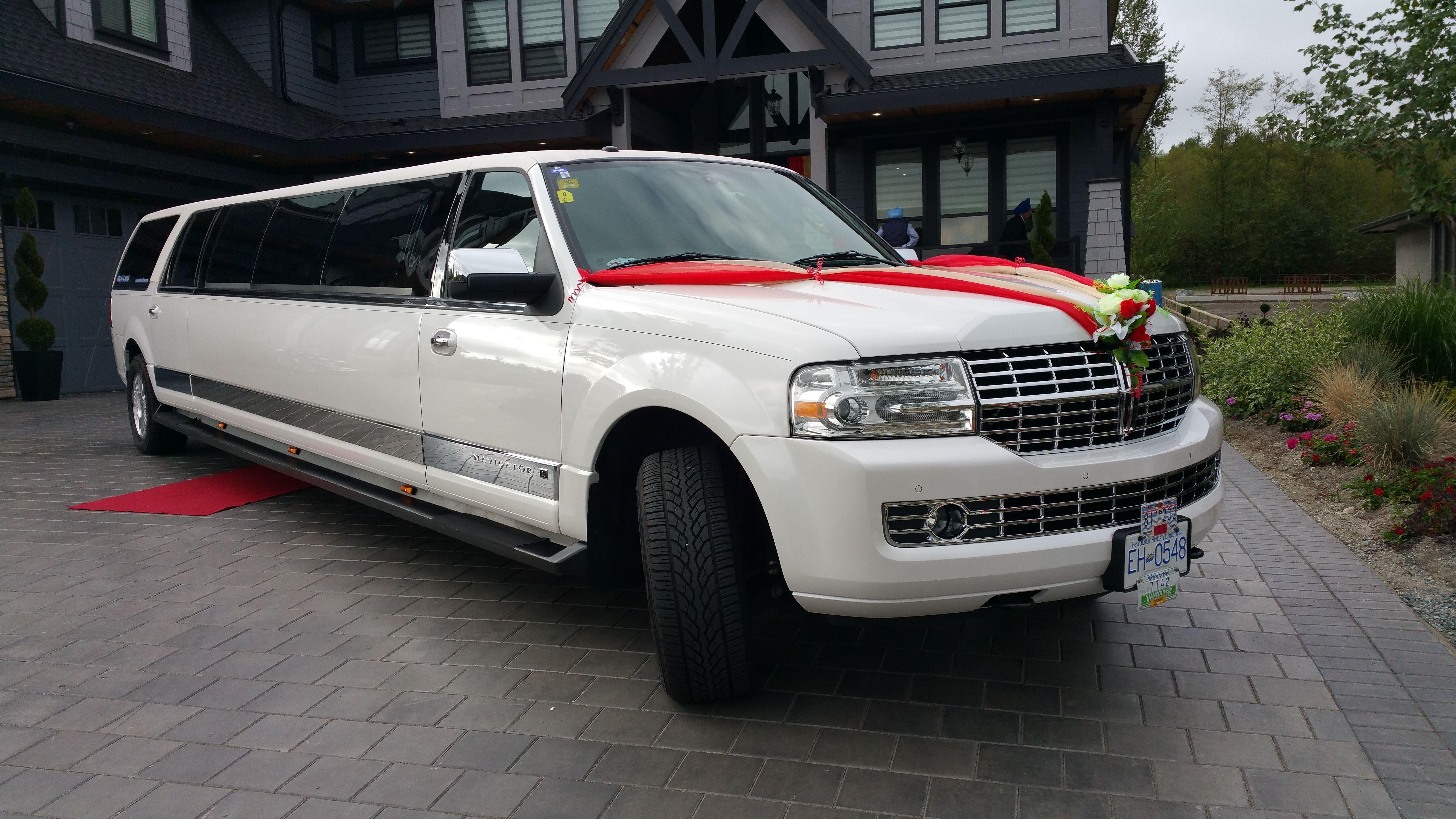 Abbotsfords premier luxury limousine service offering