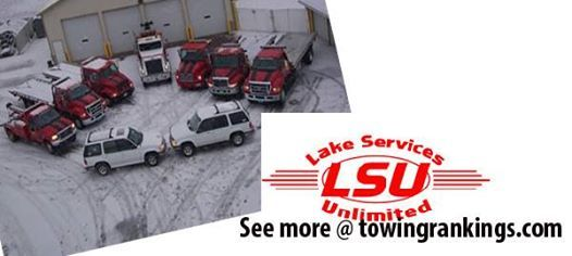 Lake Services Unlimited strives to exceed the expectations of all their customers, no matter what the project is or the work that is being done. LSU has been in the business since 1997.  See more : http://www.towingrankings.com/lake-services-unlimited.html