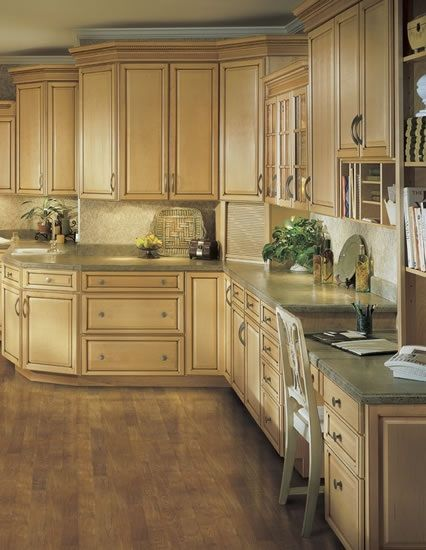 Anderson Lumber | Traditional kitchen cabinets, Semi ...