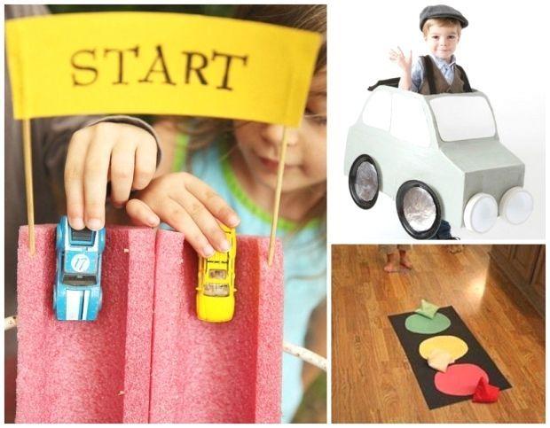 Kinder Autospiele