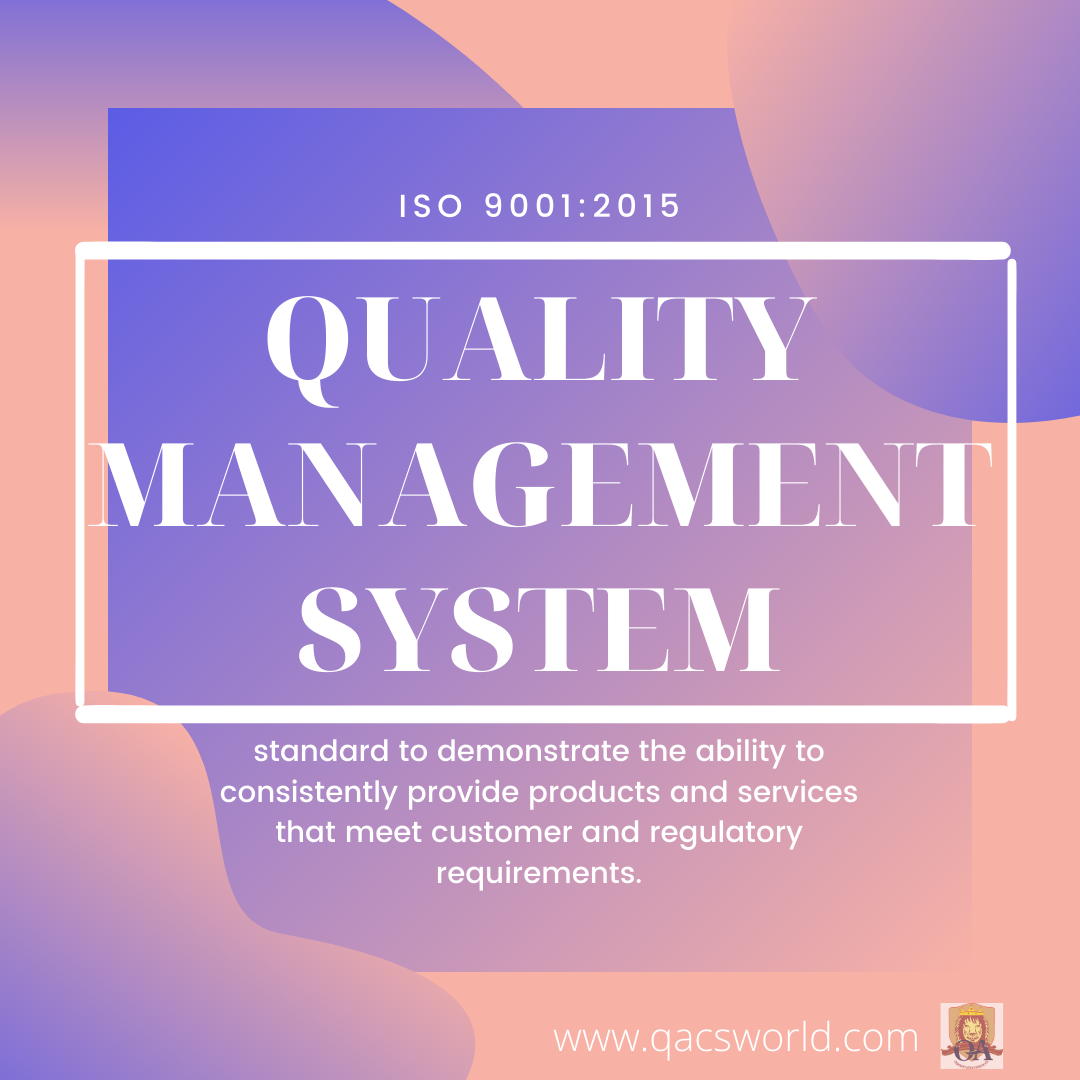 Pin on Quality Management System