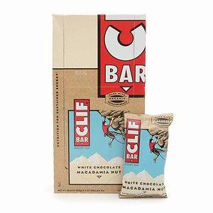 Clif Bar Energy Bars White Chocolate Macadamia Nut Clif Bars