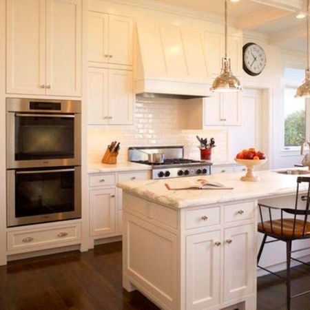 Best Flattering White Paint Colors For Kitchen Dover White 400 x 300