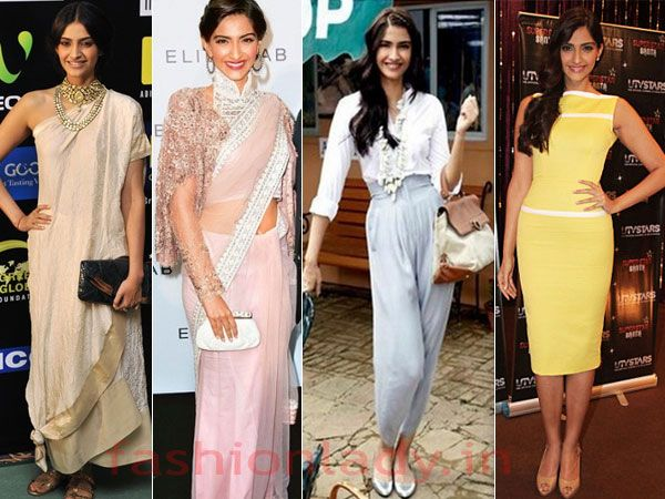 Top 5 Best Dressed Bollywood Actresses Sonam Kapoor Bollywood Actress And Bollywood