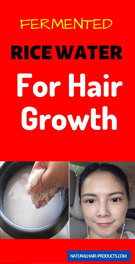 Fermented Rice Water For Hair Growth Best Steps How To
