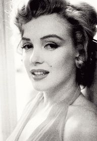 I love her , the one and only marilyn