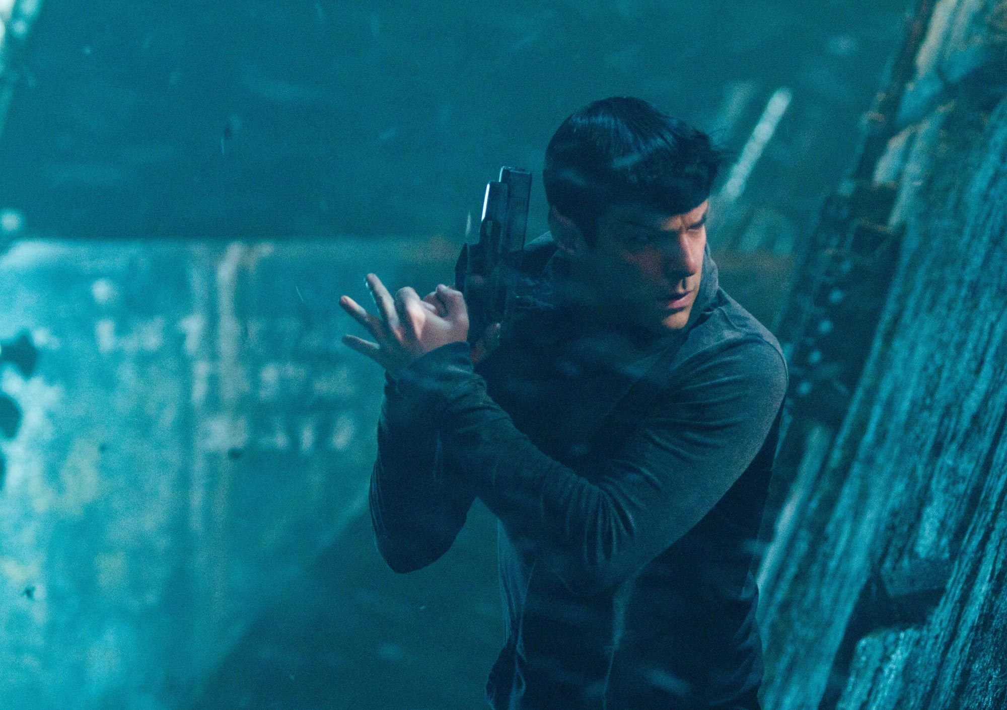 Star Trek - Into Darkness - Spock // Zachary Quinto