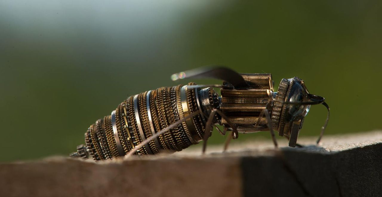 - emporioefikz:     75 old watch parts hornet