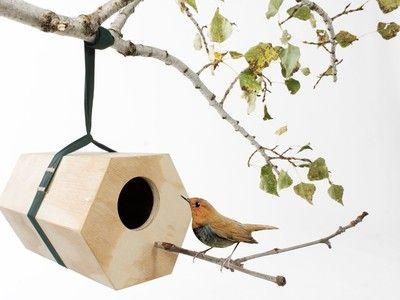 NeighBirds: Brilliant, Modular Birdhouse Expands Into Bird Neighborhood (Photos)