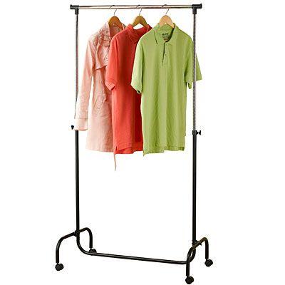 adjustable garment rack at big lots 12