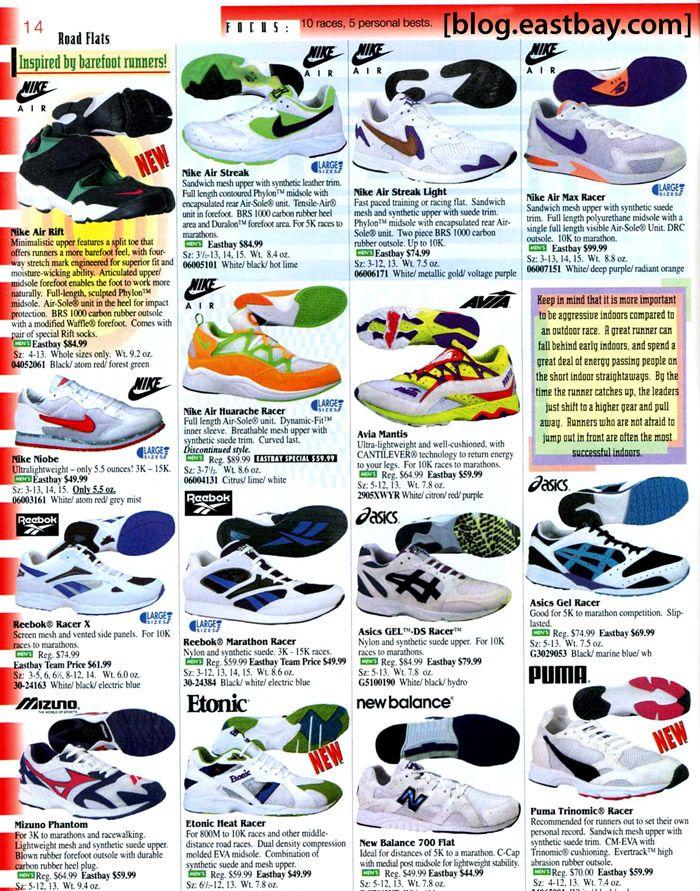 best sneakers 4c32a 7b9a6 1996 Road Racing Flats  Eastbay