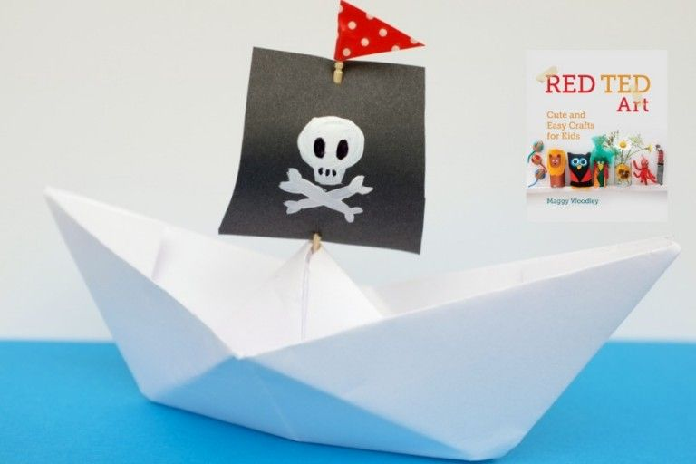 How To Make A Paper Boat Boating Origami Boat And Easy Origami